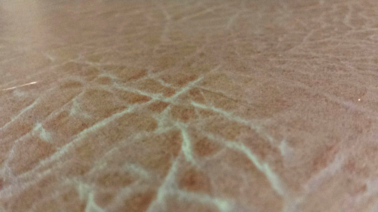 Embossed Leather Hide Paper