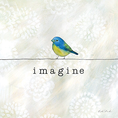 Birds of a Feather - Imagine Bird Print