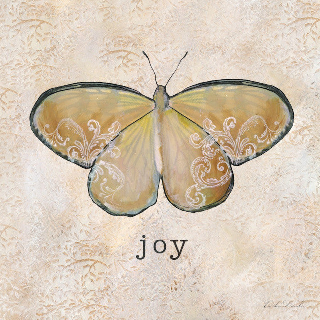 Butterfly Inspirations - Joy Print