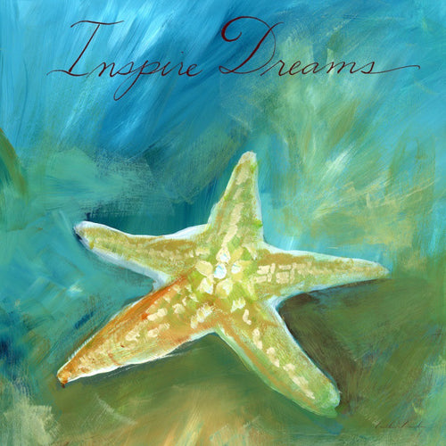 Dreamy Shells II - Inspire Dreams Starfish