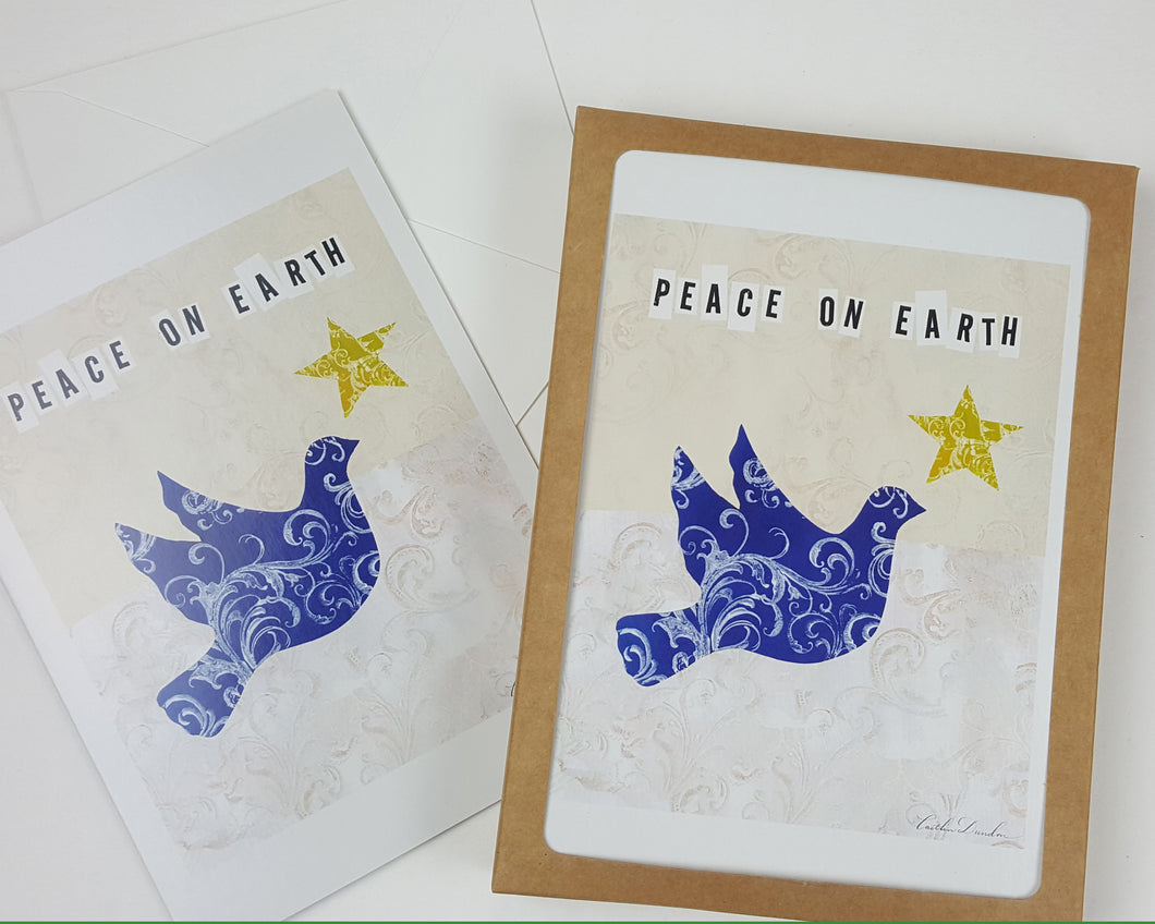 Artist greeting cards holiday cards peace on earth dove sale artist greeting cards holiday cards peace on earth dove sale m4hsunfo Images
