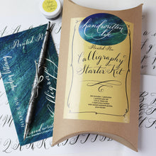 09/16/2018  Introduction to Modern Flow Calligraphy, Seattle, $65