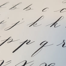 Online Calligraphy Class! Introduction to Modern Flow Calligraphy: The Pointed Pen