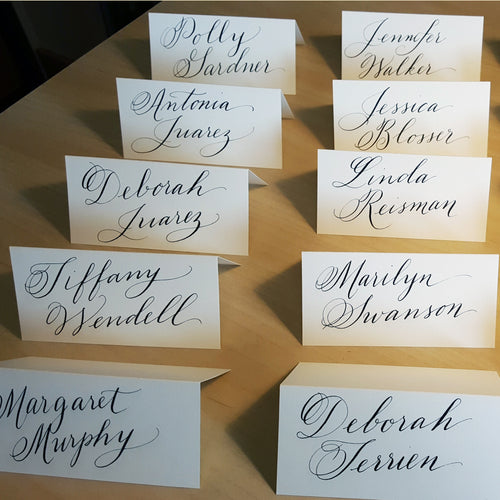 Corporate Team Building Calligraphy Session for up to 12 Employees