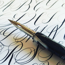 Gift Certificate for PRIVATE Session Intro to Modern Flow Calligraphy (1 Student)