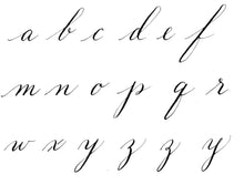 02/09/2020  11:00 am - 1:00 pm  Introduction to Modern Flow Calligraphy, Seattle, $75