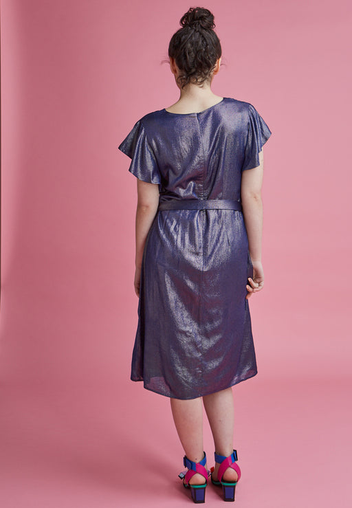 Anu French Navy Dress / Last One!