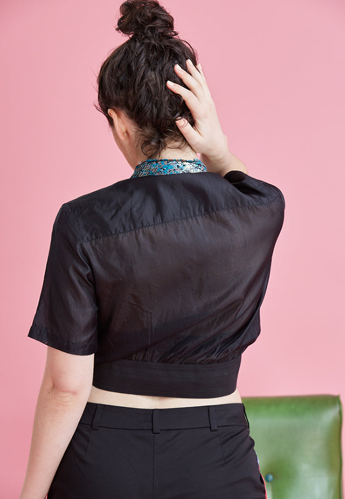 Bourgeois Babe Blouse / Last One!