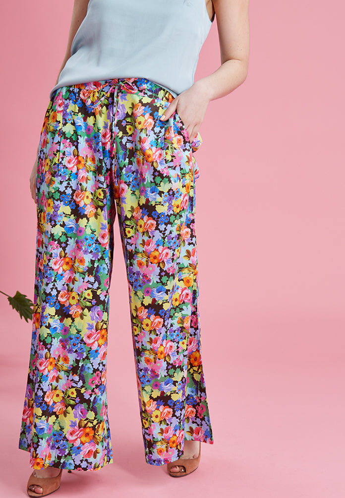 Happy Days Palazzo Pants