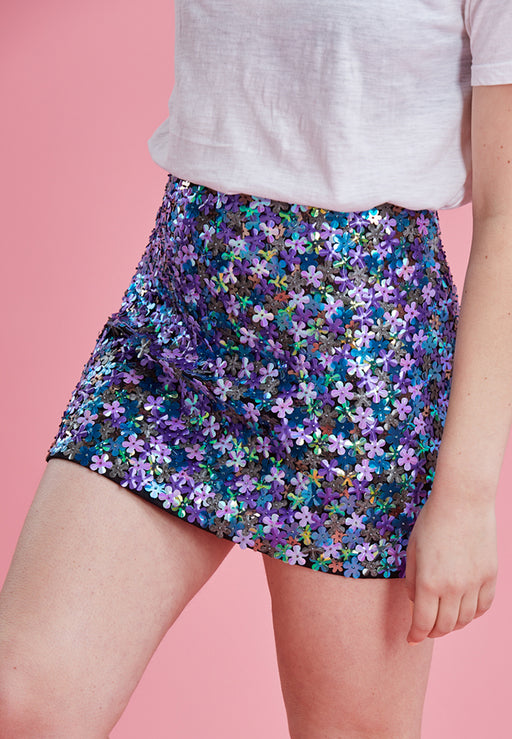 Take Me To Coachella Skirt