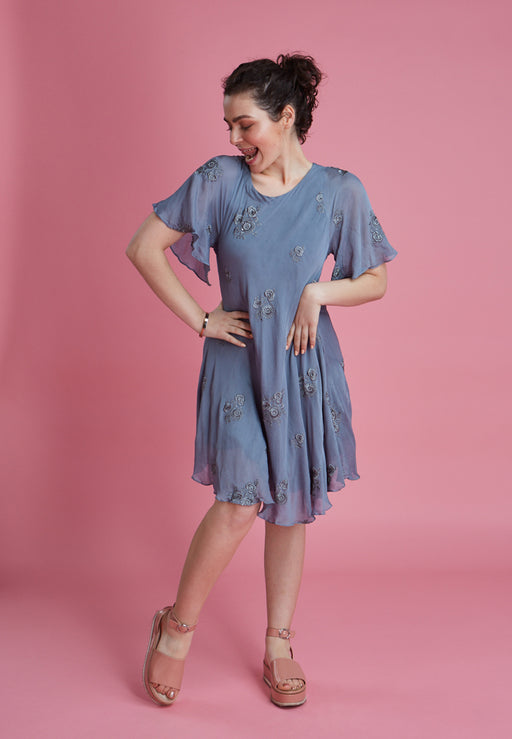 The Katie Swing Dress