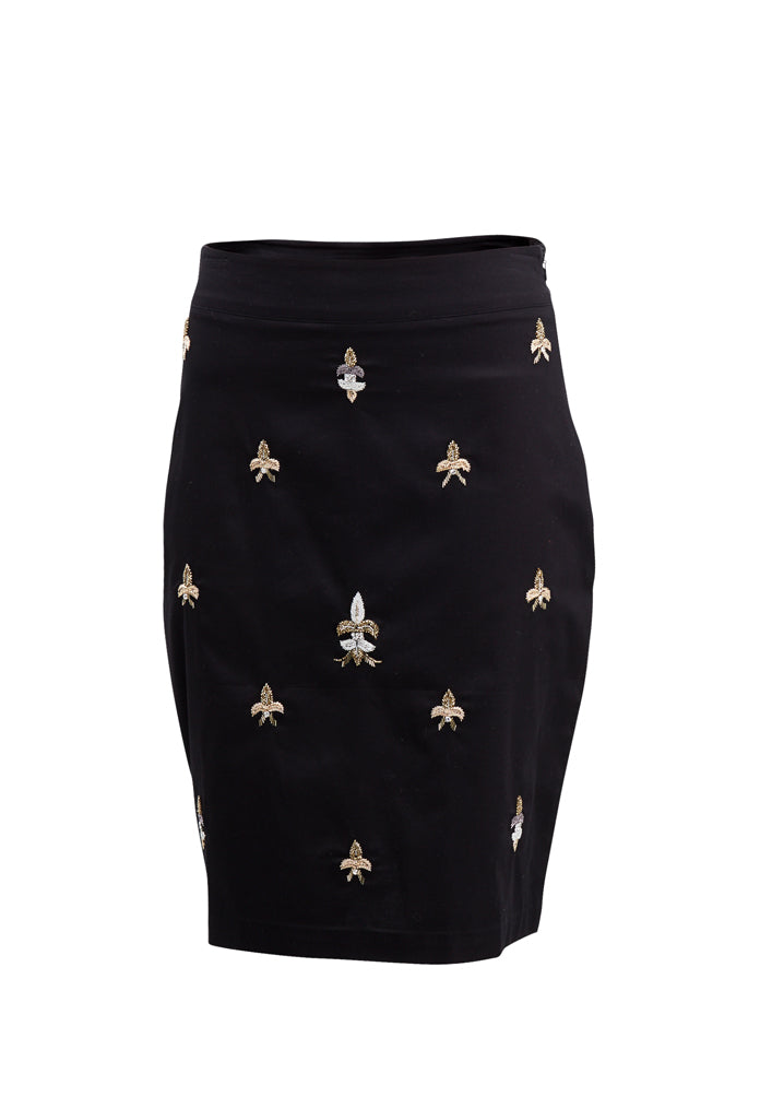 Serena Skirt in Night
