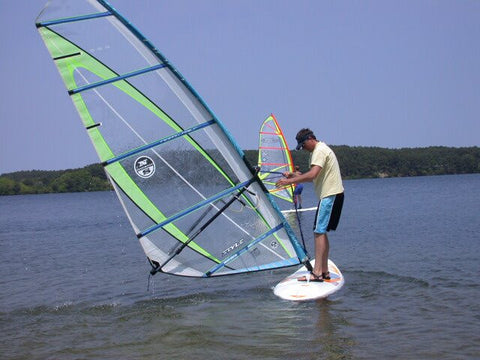 Surfboard, Windsurfing & Paddleboard Rentals
