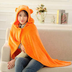 Umaru-chan Cosplay Cloak Hoodies Flannel Coat