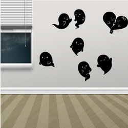 Ghost Baby Wall Sticker