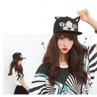 K-POP cat cap