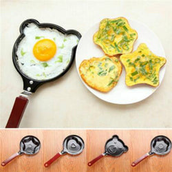 Mini Lovely Shaped Omelette Pan Non-stick Fried Eggs Pan Creative Breakfast Tool ( 6 Shape Available)