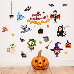 Halloween Wall Sticker for kids room