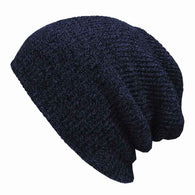 Winter Solid Color Beanie