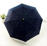 Automatic Folding Umbrella Ship Anchor Pattern