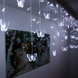 48 LEDs Butterfly String Lights