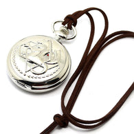 Edward Elric Quartz Pocket Watch