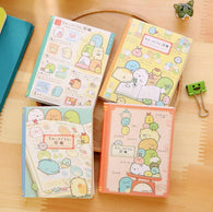 Sumikko Gurashi 4 Folding Memo Pad - RANDOM SELECTED