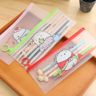Sweet Lazy Sumikko Gurashi PVC Waterproof Pencil Bag