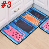 Cute Cat Doormats