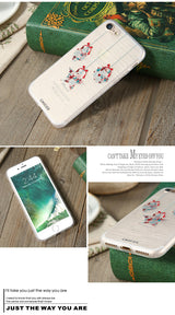 Christmas Phone Case (iPhone 7 6 6S Plus Samsung Galaxy S6 S7)