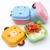 2 Layer Cartoon Bento Container