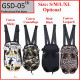 Front Chest Pet Carrier Backpack