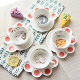 Cartoon Cute Cat Mugs Cup Set
