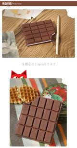 (80 Pages) Chocolate  Memo Pad