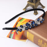 Beautiful Alloy Rhinestone Headdress Headband