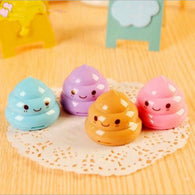1pc Kawaii Poo Pencil Sharpener
