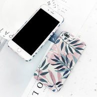 Fashion Artistic Leaf Phone Case