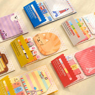 Cartoon Animals Lovely Mini Memo Pad