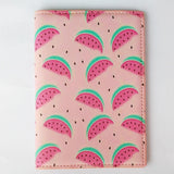 Various Fruit Travel Passport Cover