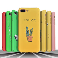 Cartoon Hard PC phone Case