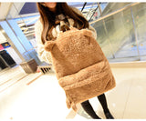 Cute Bear Backpacks For Girls