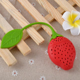 Strawberry Tea Strainers Green Tea Infusers
