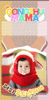 LASPERAL Novelty Wool Hat for Child