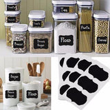 36 Pcs Chalkboard Stickers