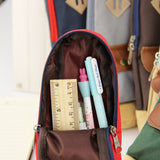 1PC Novelty Backpack Pencil Case