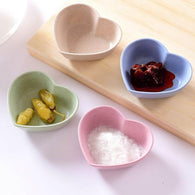 Heart-Shaped Dish Bowl