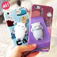 AKI Squishy Mobile Phone Cases