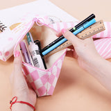 Creative Pink Series Pencil Bag