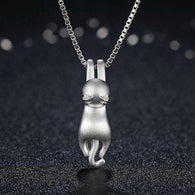 Naughty Cat Necklaces & Pendants