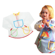 Waterproof Anti-Wear Painting Apron for Children